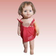 Mattel's Chatty Baby Circa 1960 to 1965