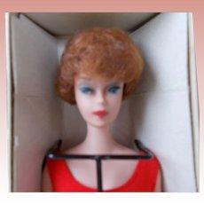 Gorgeous 1st Issue Titian Bubble Cut Barbie Mint in Box