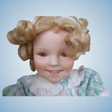 Perfect Replica of Shirley Temple