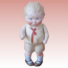 Adorable All Bisque German Little Devil