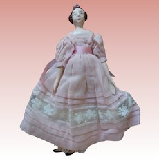 Very Unusual Ruth Gibbs China Doll