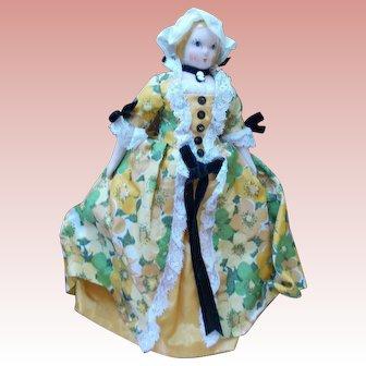 All Original Ruth Gibbs Godey China Doll