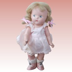 Vogue Ginny Composition Sweetheart Doll