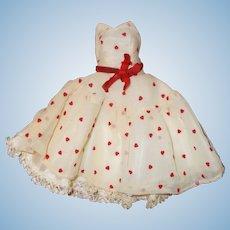 Vintage Little Lady Dolls Dress