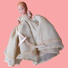 Bisque Nancy Ann Storybook Baby All Original