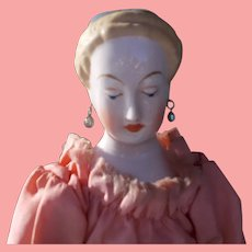 Spectacular & Rare Emma Clear Nymphenburg China Doll