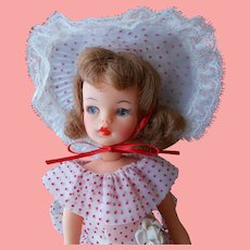 Vintage Exceptional Ideal Tammy Doll