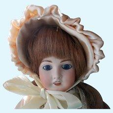 "Antique 15"" Limoges France Little Lady Perfect"
