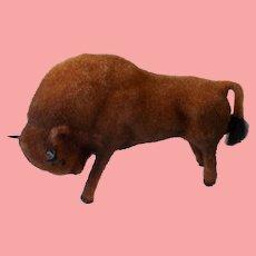 Vintage  West German  Miniature Bison