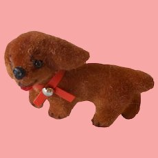 Vintage Wagner Kunstlerschutz Teeny Tiny Dog for Your Doll