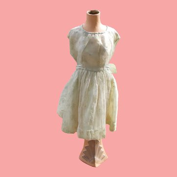 Perfect Vintage Large Doll Dress