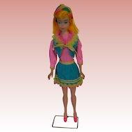 Color Magic Barbie, Mattel 1966