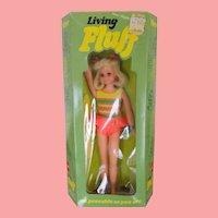 Living Fluff by Mattel circa 1970