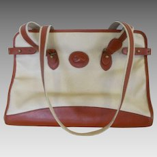 Dooney & Bourke all weather leather handbag