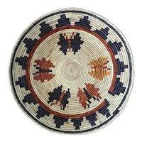 Native American Beautiful Navaho Butterfly Basket