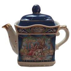 Sadler Midsummers Night Dream Teapot