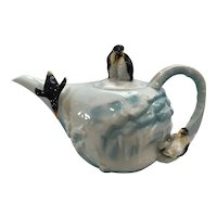 Jameson and Tailor Artists of the World Penguin Teapot