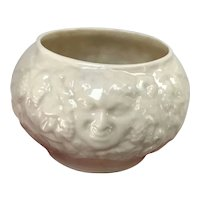 Belleek Bacchus Open Sugar Bowl