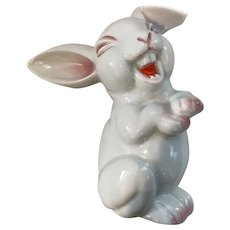 Rosenthale Laughing Bunny Rabbit designed by Max Fritz