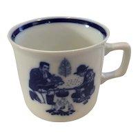 Vintage Porsgrund Norway Limited Edition Fathers Day Mug