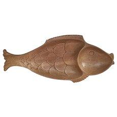 Royal Haeger Fish Platter