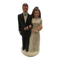 Vintage Wedding Topper