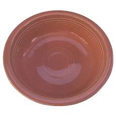 Fiestaware Rose Salad/Cereal Bowl