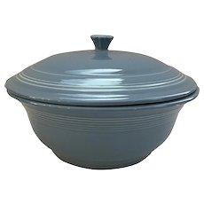 Fiesta Ware Casserole Dish with Lid