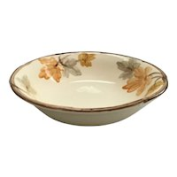 "8"" Franciscan Autumn Serving Bowl"