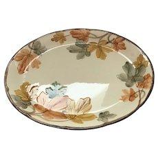 Franciscan Autumn Leaves Platter