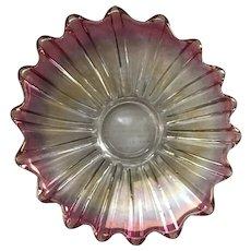 """Fostoria Celestial 9"""" Plate"""