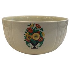 Art Deco Mixing Bowl