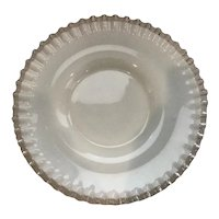 Fenton Silver Crest Cake Plate