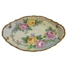 Theodore Haviland Limoges Platter