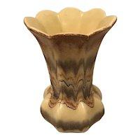 Bargello Pottery Vase marked Germany