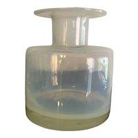 Scandinavian Opalescent Vase