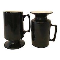 Set of 2 Hall Bistro Mugs