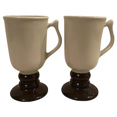 Set of 2 Hall Bistro Mugs