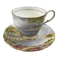 Paragon Cliffs of Dover Teacup