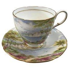 Paragon Cliffs of Dover Teacup