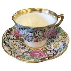Rosina Teacup and Saucer