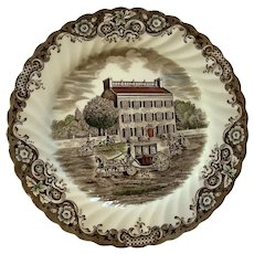 Johnson Brothers Johnson Brothers Heritage Hall 8 Bread and Butter Plates