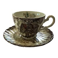 Johnson Brothers Johnson Brothers Heritage Hall 5 Cups and Saucers