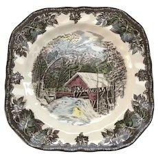 Johnson Brothers set of 4 Friendly Village Salad Plates