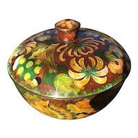 Beautiful Cloisonné Trinket Box