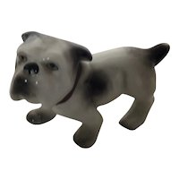 Japanese Bulldog Figurine