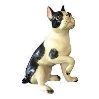 Lefton China Boston Terrier figurine