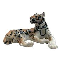 Lomonosov Porcelain Tiger
