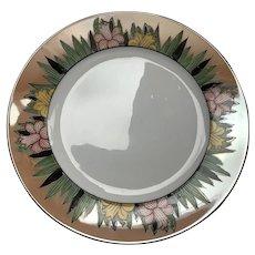 Noritake  Hand Painted Plate