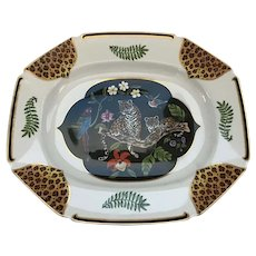 Lynn Chase Jaguar Jungle Platter
